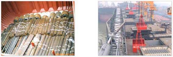 散杂货物海运运输及运输代理